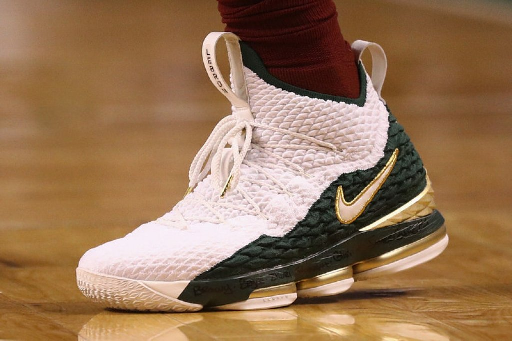 6239ebd972a0 Every Sneaker Worn by LeBron James This Season