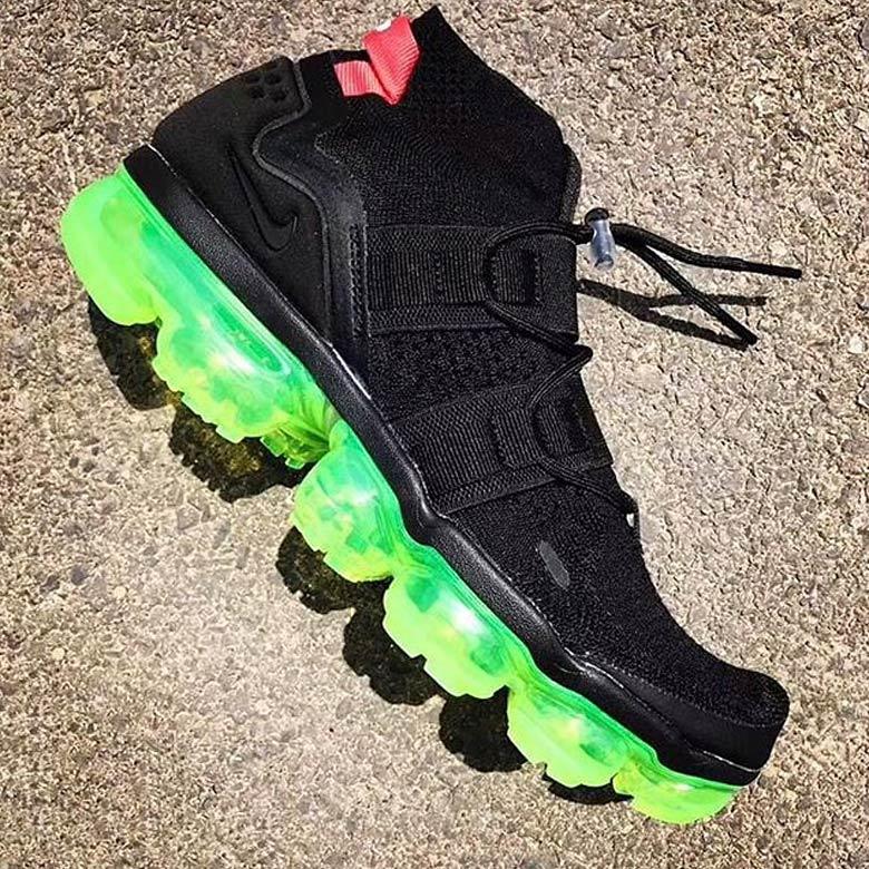 "Nike Air VaporMax Utility ""Neon Green"""