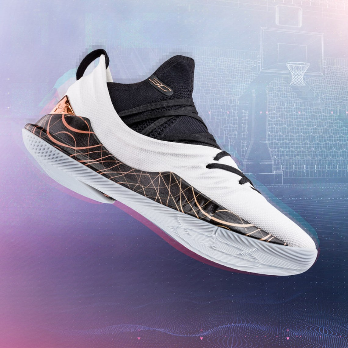 "8eb5c06532b Under Armour Curry 5 ""Copper Black"""