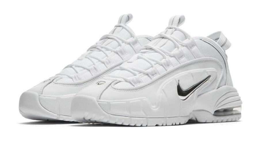 "0bb47fab6eb7d ... Nike Air Max Penny 1 ""White Metallic Silver"". Source  Sneaker Bar  Detroit · adidas UltraBOOST"