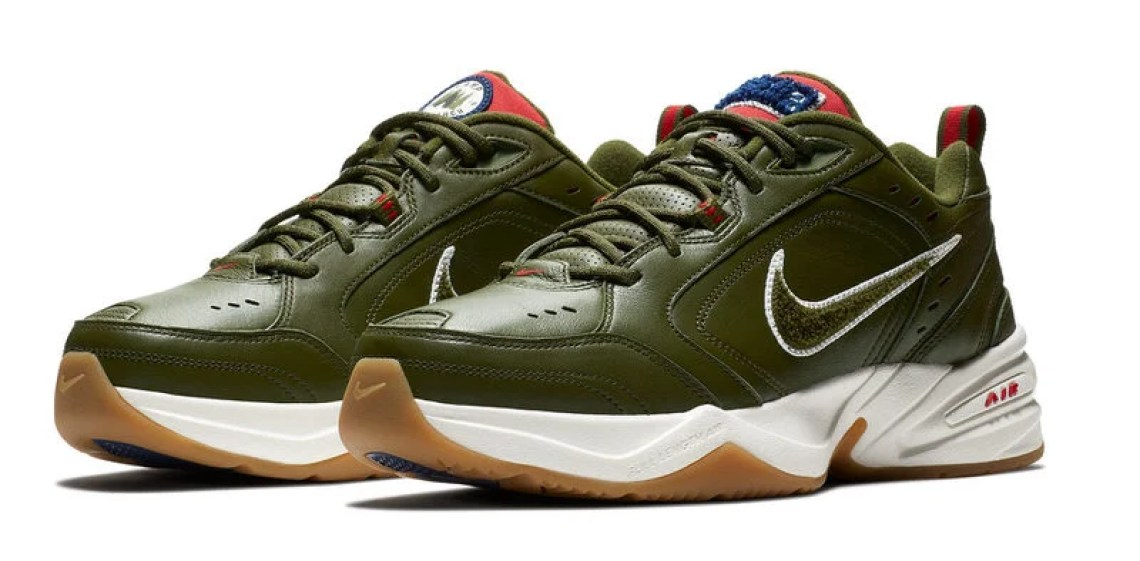 "Nike Air Monarch IV ""Weekend Campout"""
