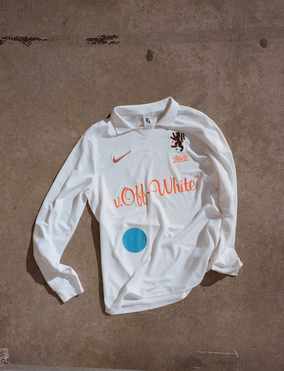 ... OFF WHITE x Nike