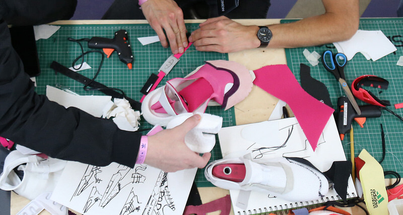 lowest price 34eae 5605e Designing An Adidas P.O.D. Concept Shoe At The London Maker Lab