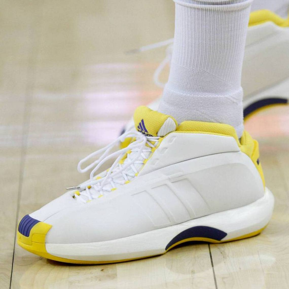 online store 6ebce 460af Every Sneaker Worn by Nick Young This Season   Nice Kicks