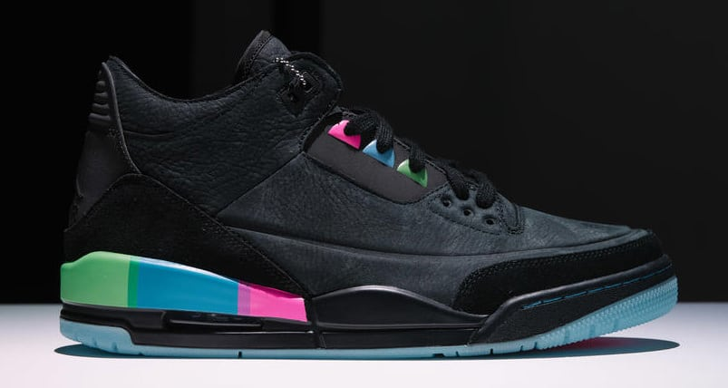 """Air Jordan 3 """"Quai 54"""" // First Look"""