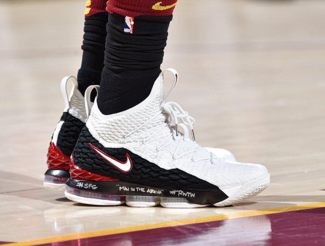 A Look Back at the Nike LeBron 15  LeBronWatch PEs  ce07717ac