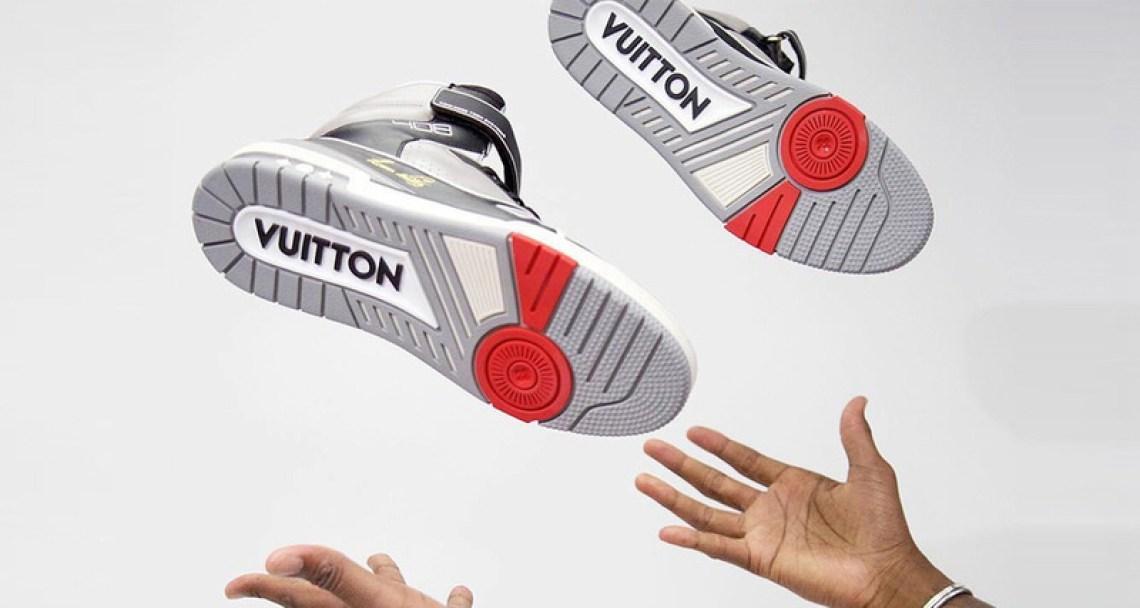 Louis Vuitton 408 Sneakers