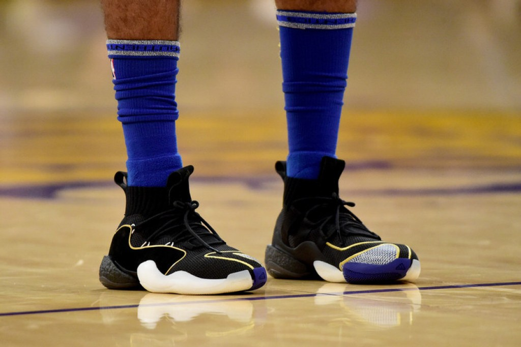 promo code 530de 853f8 Every Sneaker Worn by Nick Young This Season  Nice Kicks