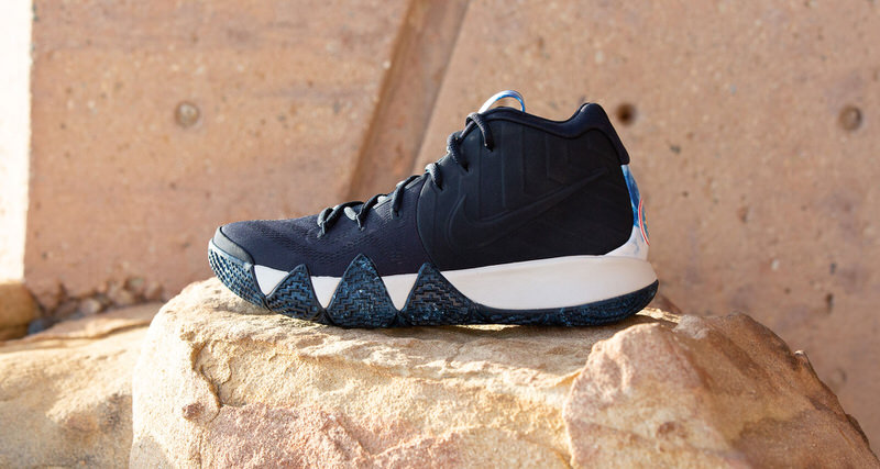 outlet store 8f199 4af59 50% off nike kyrie 4 n7 honors standing rock sioux tribe 16f19 d76e2
