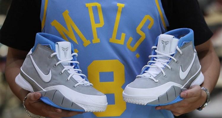 """Nike Zoom Kobe 1 Protro """"MPLS"""""""