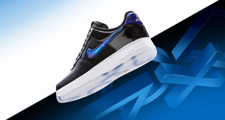 Playstation x Nike Air Force 1 Low