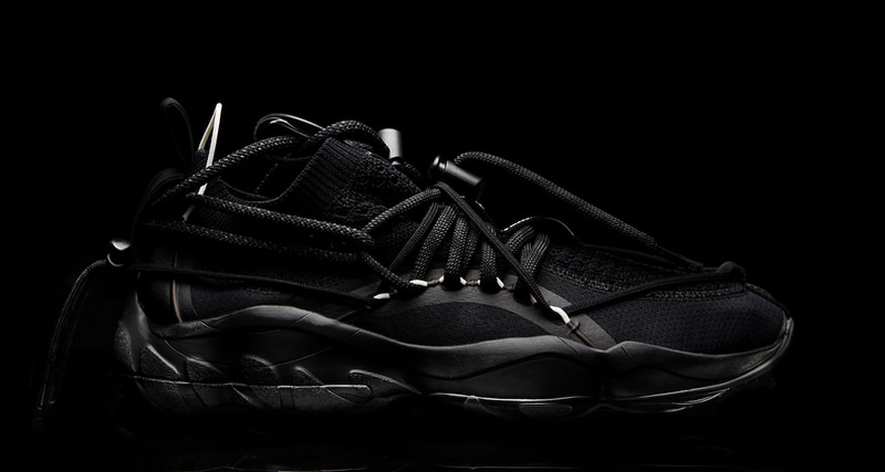 "bc48dd8f577 Pyer Moss and Reebok Debut DMX Fusion Experiment ""Black"""