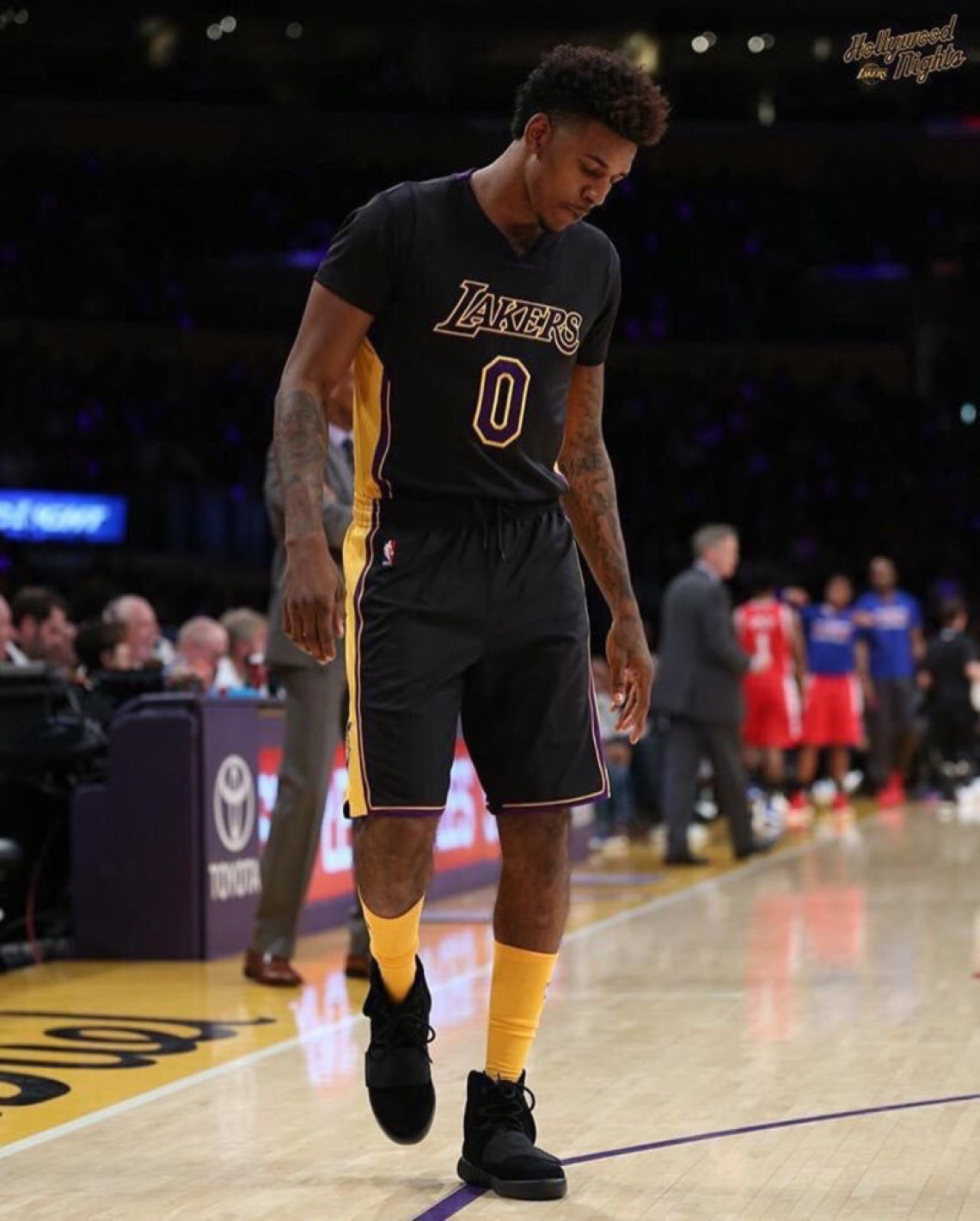 90ee2f4e4f6 What s In Their Wardrobe     Nick Young