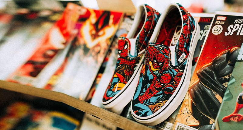 a0e97b8ba1b7e6 Vans   Marvel Team Up for Avengers-Themed Collection