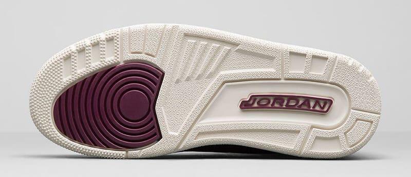 """Air Jordan 3 """"Bordeaux"""""""