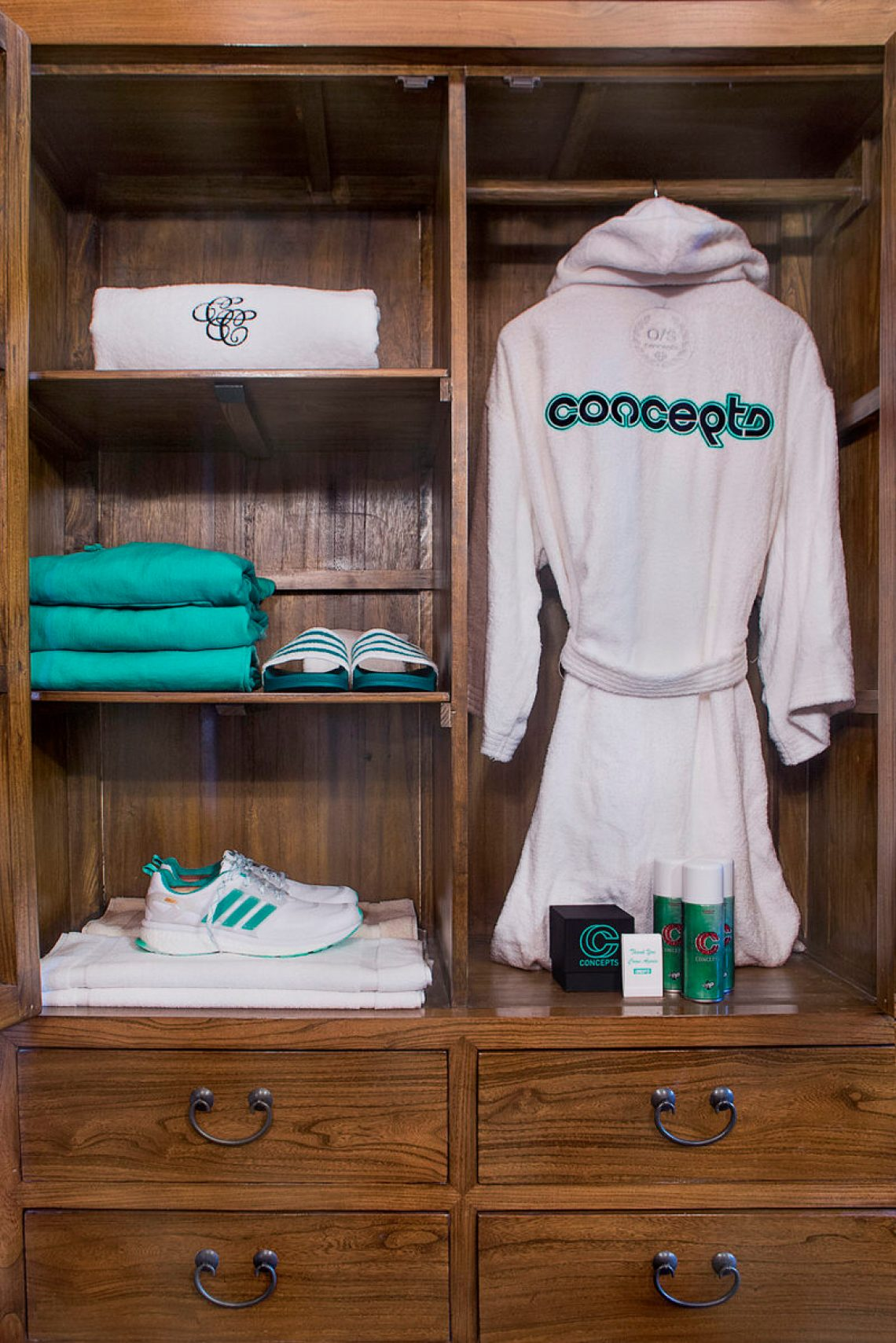 8ccdf1e1a Concepts Partners with adidas Consortium for Asian-Inspired Energy ...
