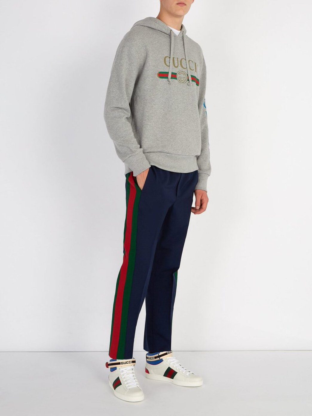 Gucci Ace High-Top