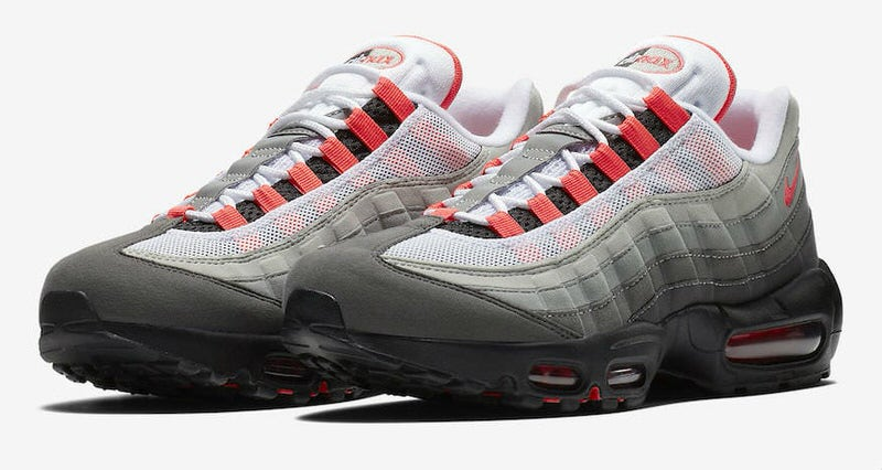 nike air max 95 solar red  release date