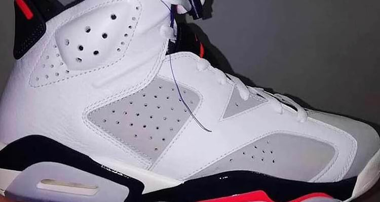 "Air Jordan 6 ""Tinker"""