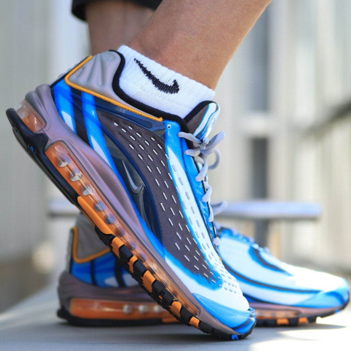 "Nike Air Max Deluxe ""Photo Blue"""