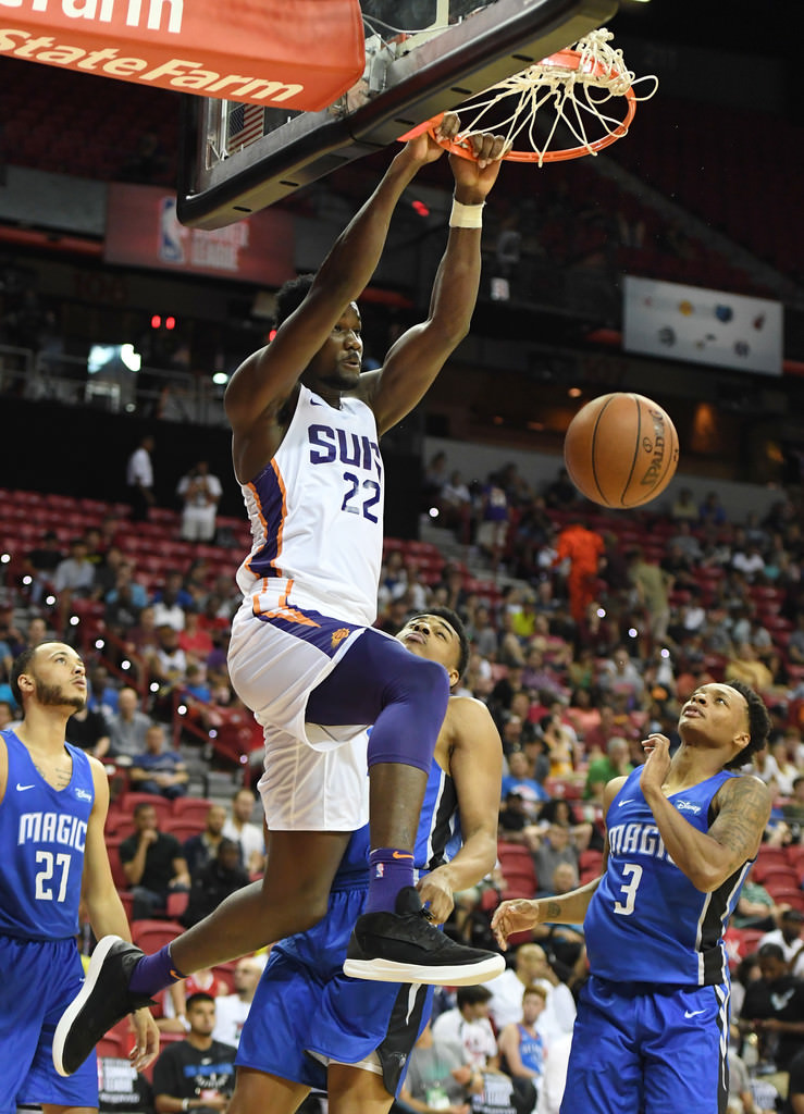 Here s Why DeAndre Ayton Has Been Wearing Nike Instead Of Puma ... 4ad558049
