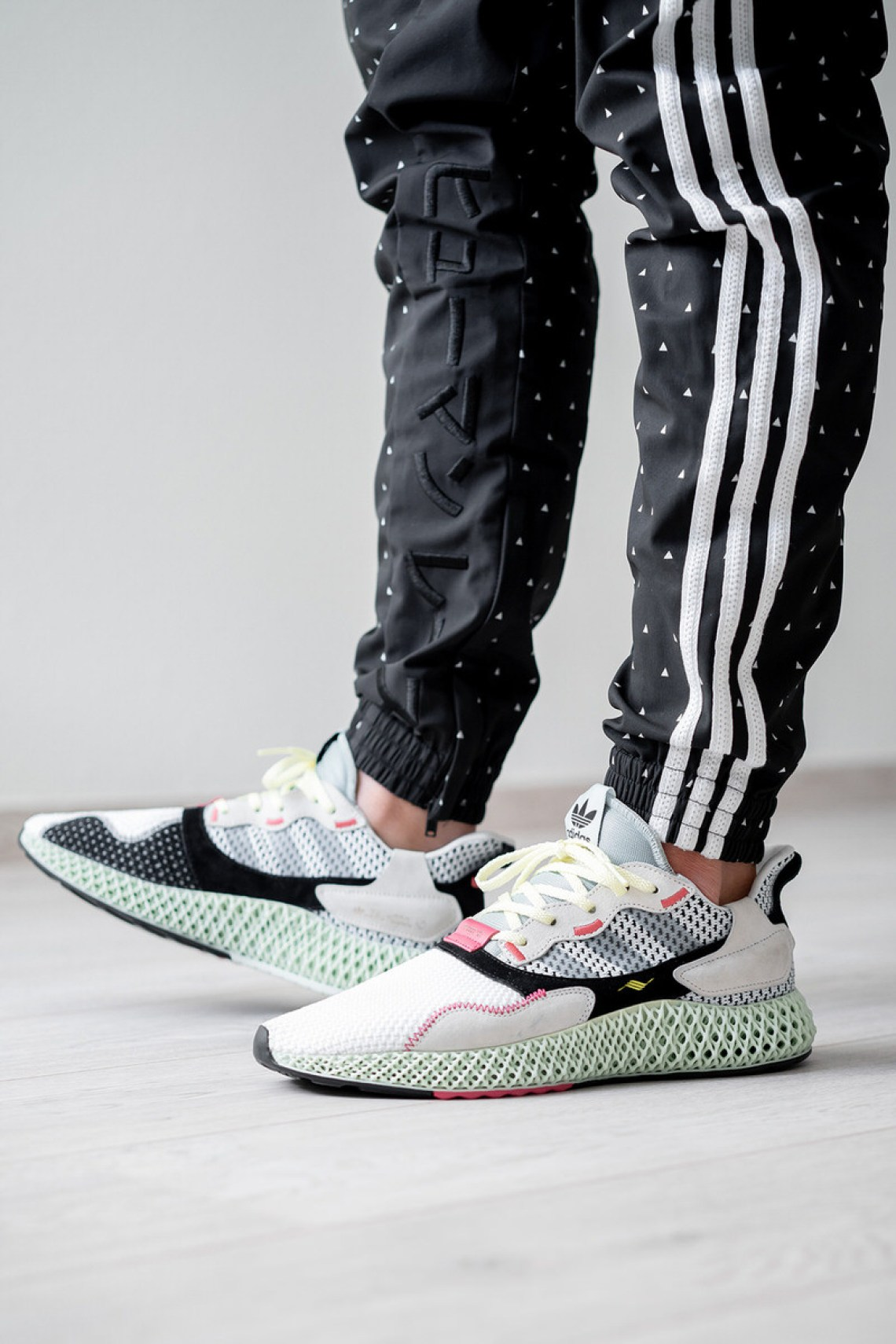 2ee5fcac5fd87 adidas ZX 4000 4D Fall Winter 2019