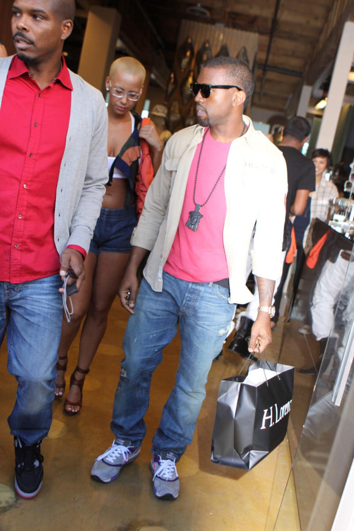 Kanye recognized the versatility and how timeless New Balance 997's are.