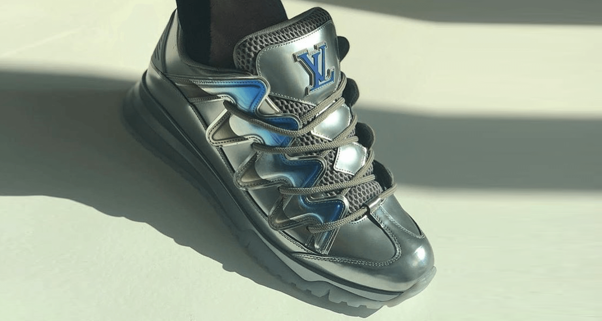 Louis Vuitton Has a Wild Sneaker on the Way  4414819b2