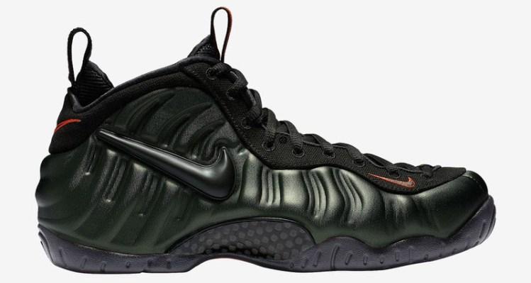 3a9a9c1b40445 Nike Air Foamposite Pro Colorways + Release Dates
