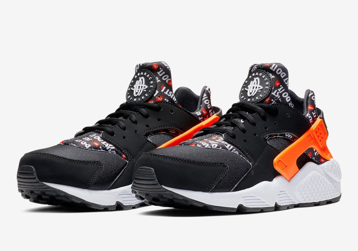 "brand new 76305 0e944 Nike Air Huarache ""Just Do It"" ..."