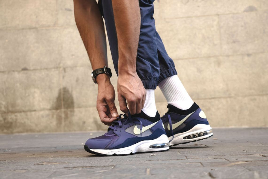 "Nike Air Max 93 ""Purple"""
