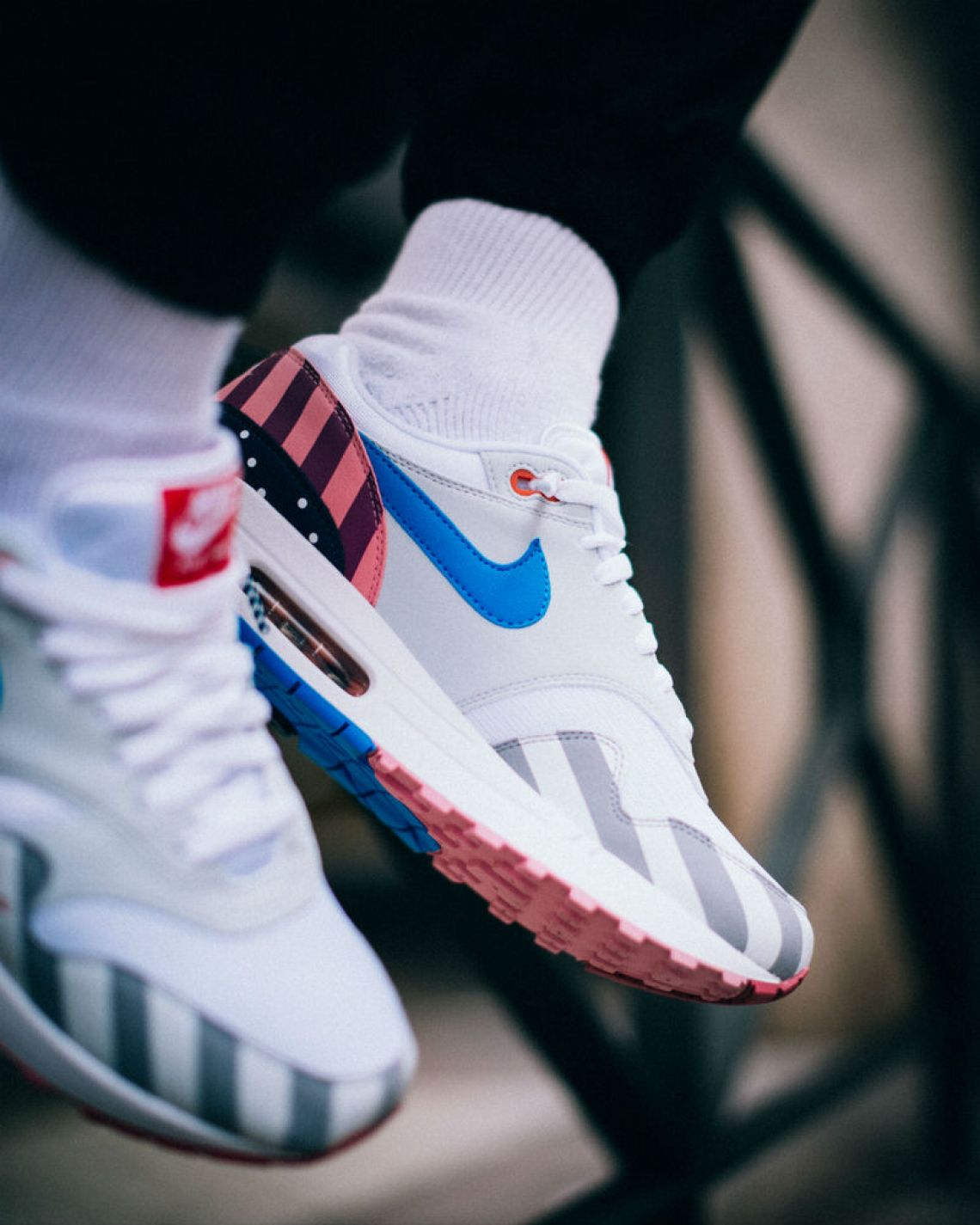 the best attitude 86abe d3949 Parra x Nike Air Max 1