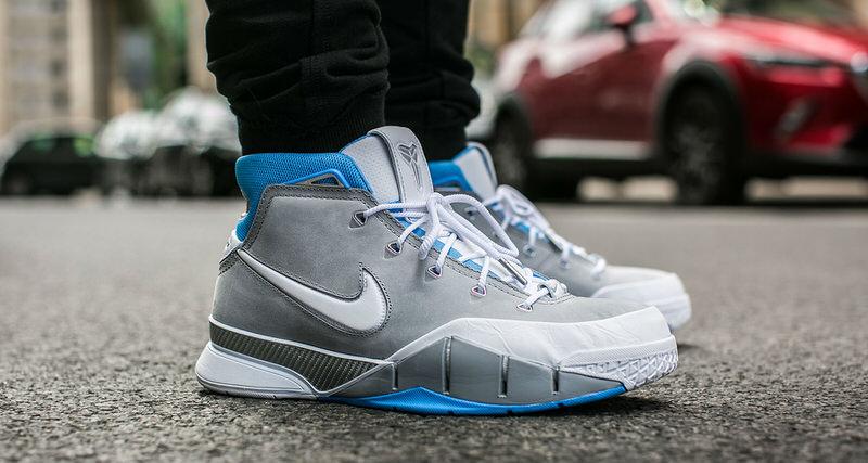 Kobe Bryant First Shoe Adidas