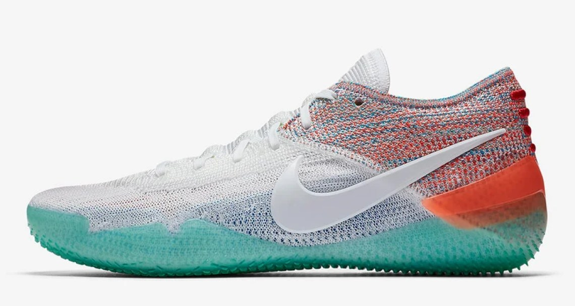 "f423f6c9bb41 Second Nike Kobe AD NXT 360 ""Multicolor"" Drops this August"