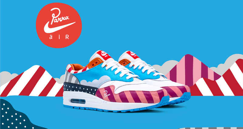 new product d6a45 1e6b9 Parra Debuts Collaborative Nike Zoom Spiridon and F F Air Max 1
