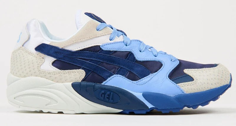 PENSOLE Teams Up with Foot Locker for ASICS Tiger Collab  46707d6f3