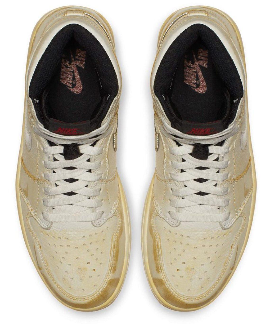 983ebb45bfa Nigel Sylvester x Air Jordan 1 Release Date