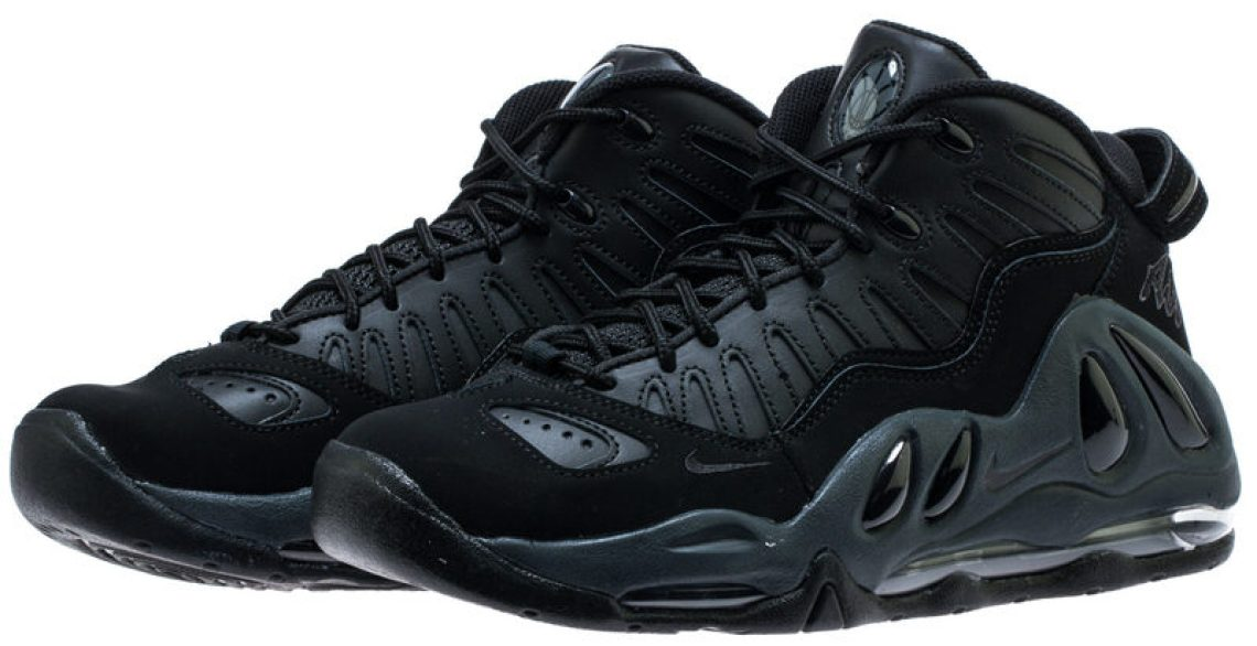 "Nike Air Max Uptempo 97 ""Triple Black"""