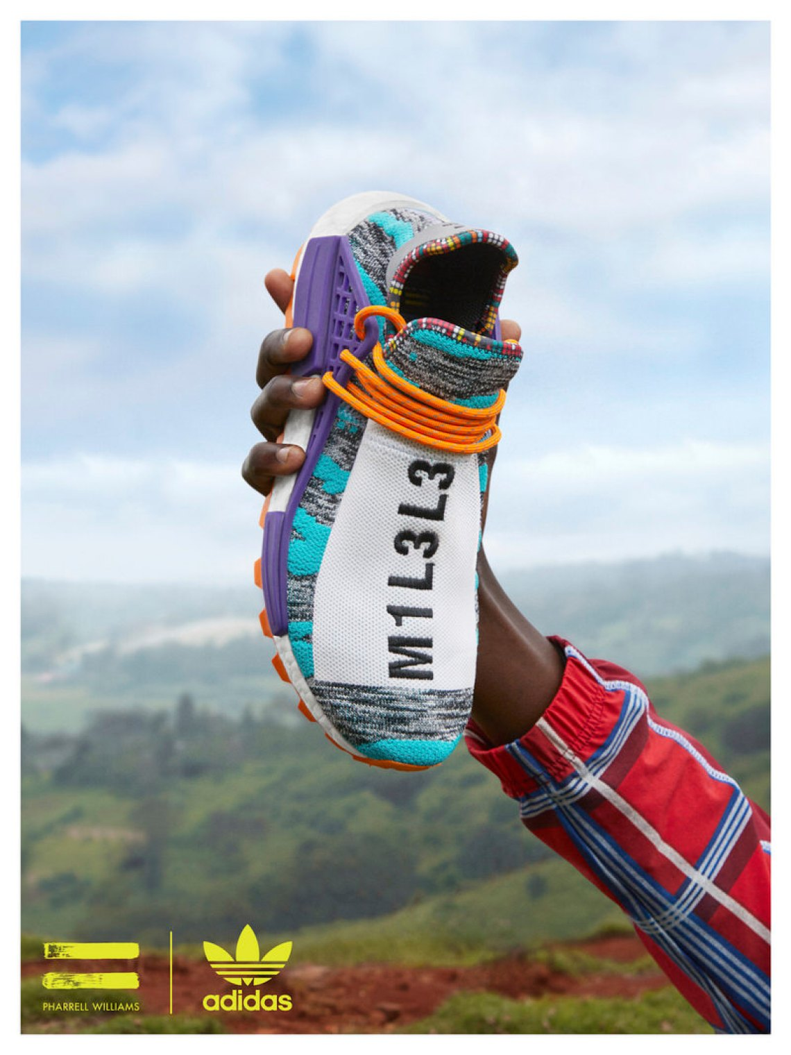 a6a26c4b8 Pharrell and adidas Look to East Africa for