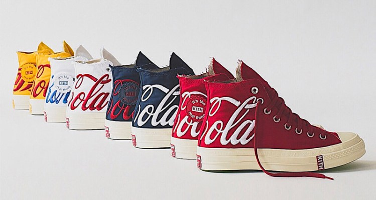 7cf9c7b63ba368 KITH x Coca Cola x Converse CT 70s Release Date . ...