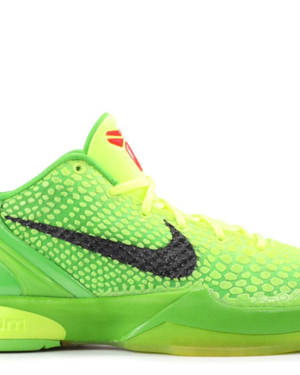 Kobe Bryant in the Nike Kobe A.D