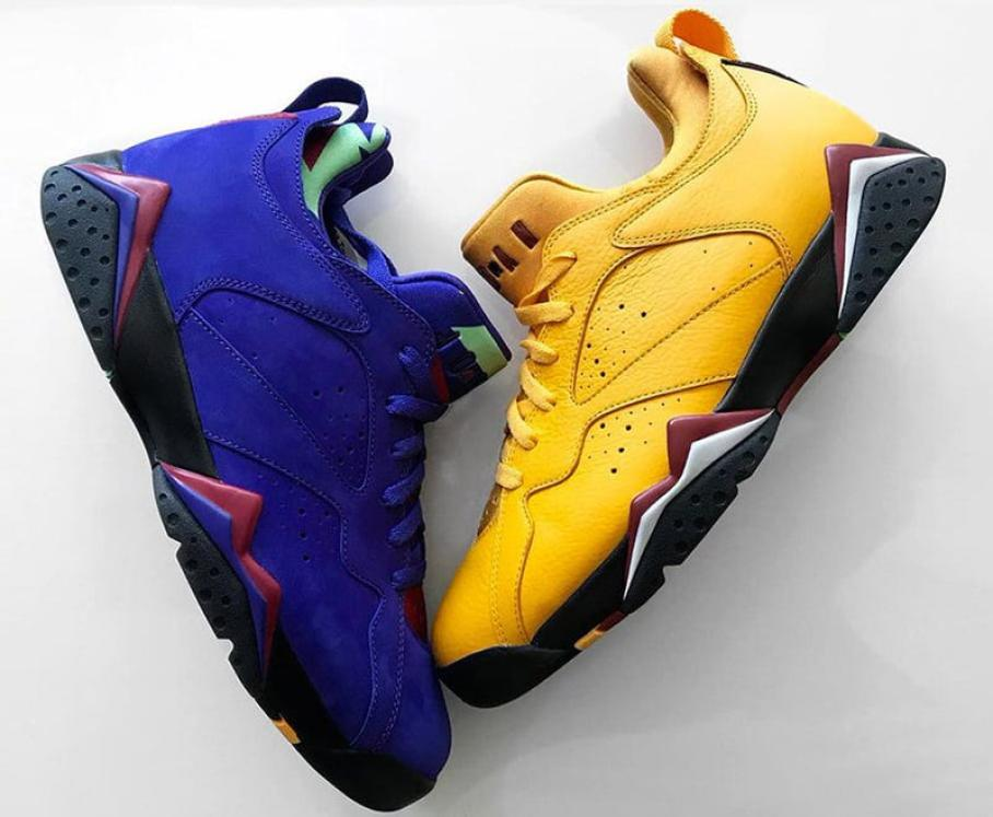 b423295617de It s unclear when the Air Jordan 7 Low will release although most reports  indicate that it ll be before the end of summer (which