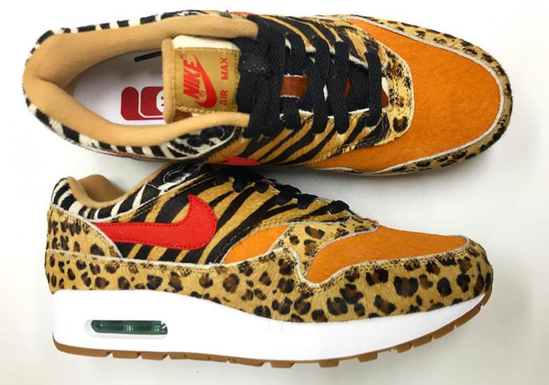 "atmos x Nike Air Max 1 ""Animal Pack 3.0"""