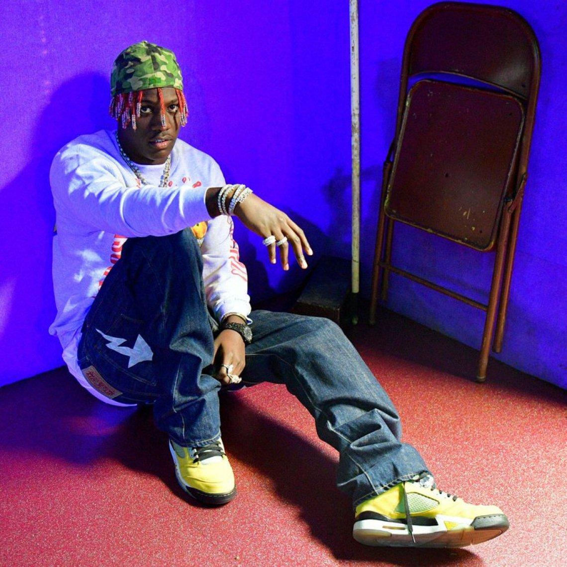 "Lil Yachty in the Air Jordan 5 Retro ""Tokyo"""