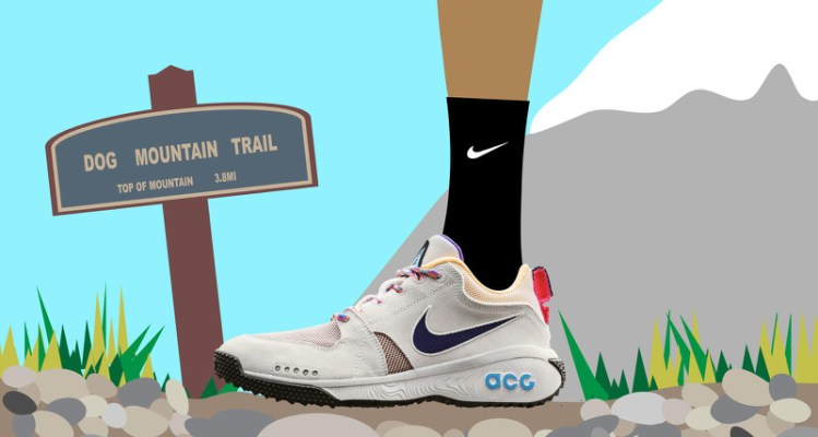 ca1f09282a46 Nike AGC Dog Mountain