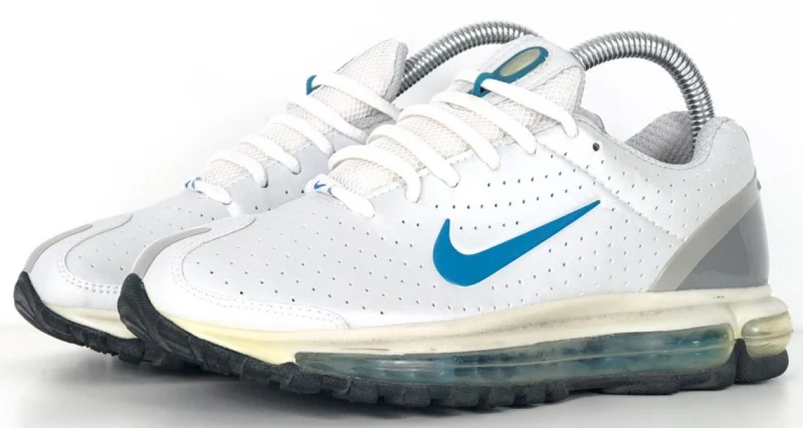 best loved 8b62a aac0b Like earlier Air Max models, the Air Max 2K3 also incorporated a  full-length Visible Air Unit with a TPU mid-sole unit for maximum support  and stability ...