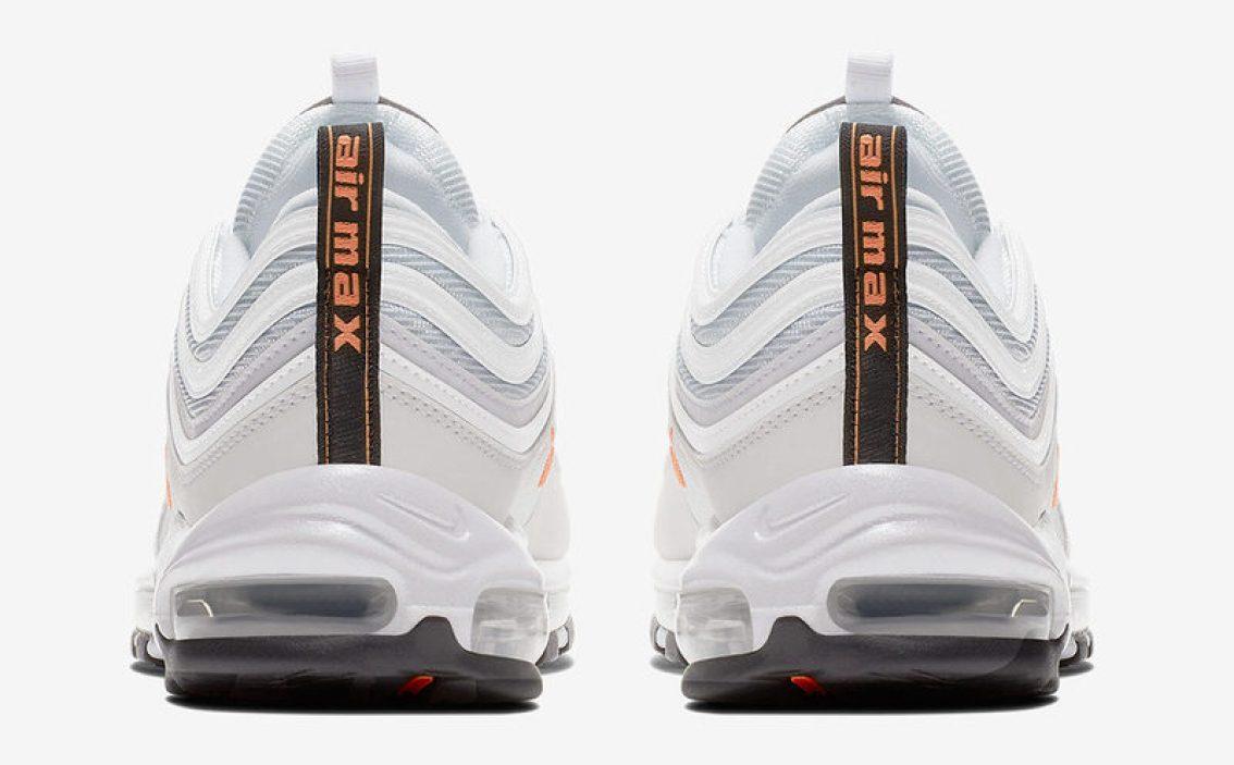 save off afa2d a4bb4 ... Nike Air Max 97 White Cone