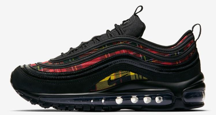 "Nike Air Max 97 SE ""Tartan"""