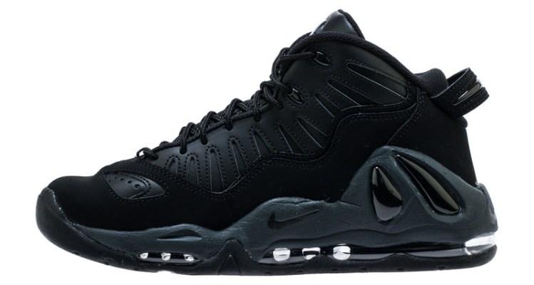 "Nike Air Max Uptempo 97 ""Triple Black"""