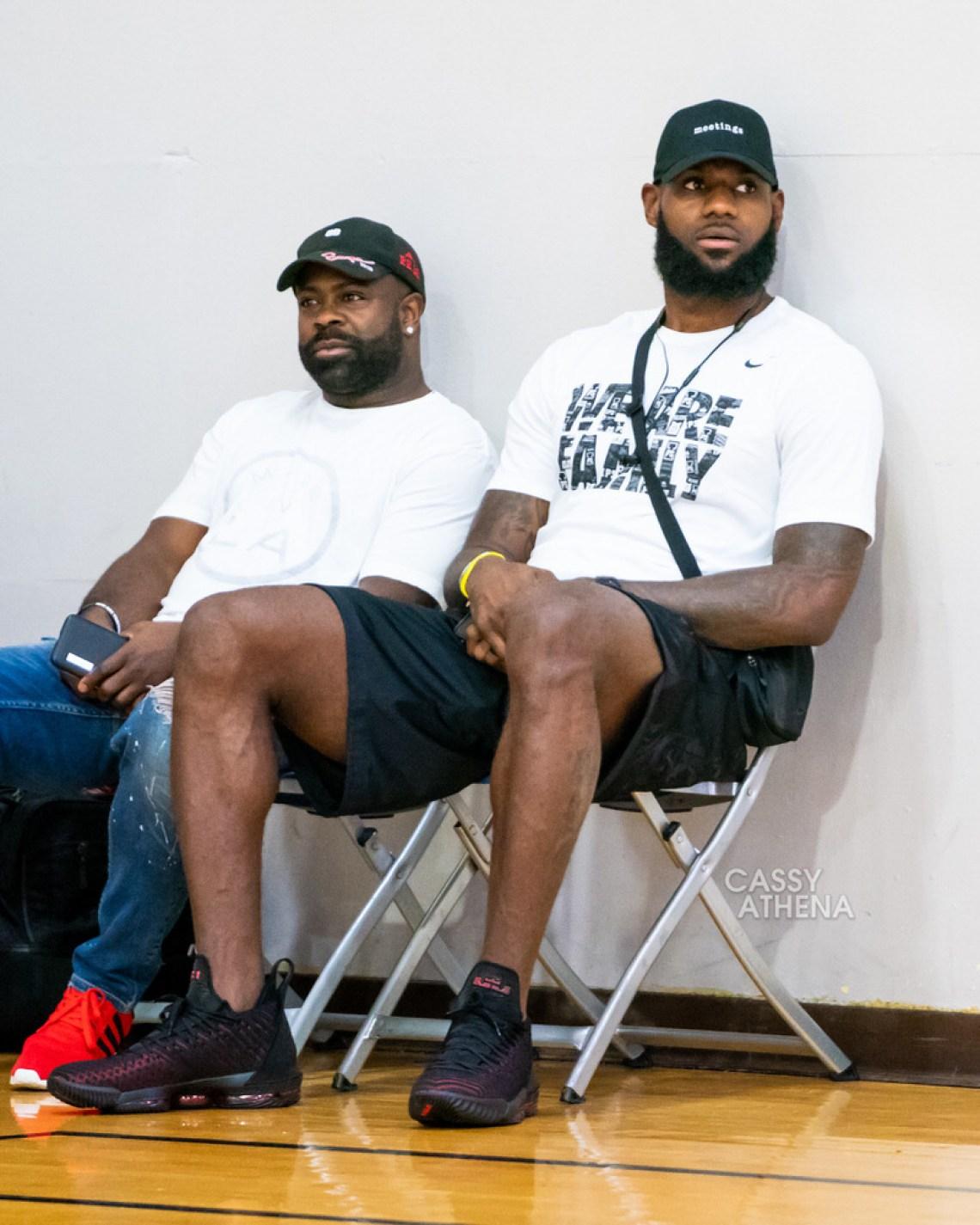 65666b4f72c9 LeBron James Debuts Nike LeBron 16